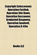 Copyright Enforcement: Operation Fastlink