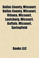 Dallas County, Missouri: Springfield, Missouri Metropolitan Area