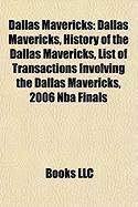 Dallas Mavericks: History of the Dallas Mavericks