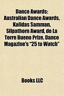 Dance Awards: Australian Dance Awards