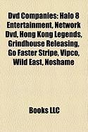 DVD Companies: Halo 8 Entertainment