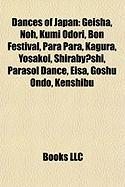 Dances of Japan: Geisha