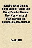 Danube Basin: Danube - Black Sea Canal