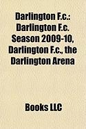 Darlington F.C.: Darlington F.C. Season 2009-10