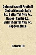 Defunct Israeli Football Clubs: Maccabi Jaffa F.C.