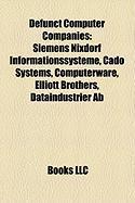 Defunct Computer Companies: Cado Systems