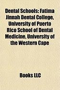 Dental Schools: Fatima Jinnah Dental College