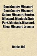 Dent County, Missouri: Energy Density