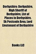 Derbyshire: High Sheriff of Derbyshire