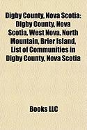 Digby County, Nova Scotia: West Nova