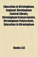 Education in Birmingham, England: Birmingham Central Library