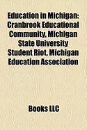 Education in Michigan: Cranbrook Educational Community