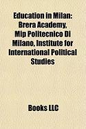 Education in Milan: Brera Academy