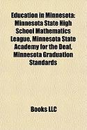 Education in Minnesota: Minnesota State High School Mathematics League