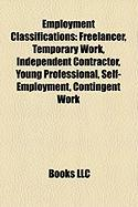 Employment Classifications: Freelancer