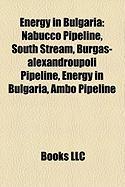 Energy in Bulgaria: Nabucco Pipeline