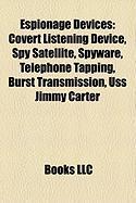 Espionage Devices: Spyware