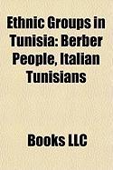 Ethnic Groups in Tunisia: Berber People