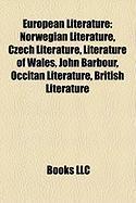 European Literature: British Literature