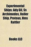 Experimental Ships: Ady Gil