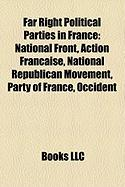 Far Right Political Parties in France: National Front