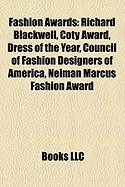 Fashion Awards: Richard Blackwell