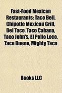 Fast-Food Mexican Restaurants: Chipotle Mexican Grill