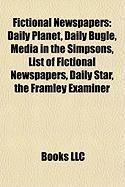 Fictional Newspapers: Daily Bugle