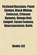 Fictional Russians: Black Widow