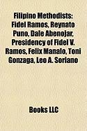 Filipino Methodists: Fidel Ramos