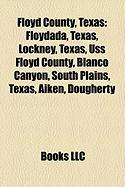 Floyd County, Texas: Floydada, Texas