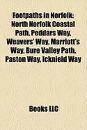 Footpaths in Norfolk: Paston Way