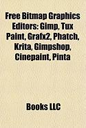 Free Bitmap Graphics Editors: Gimp