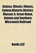 Galena, Illinois: Severn Barrage