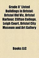 Grade II* Listed Buildings in Bristol: Bristol Old Vic