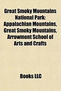 Great Smoky Mountains National Park: Appalachian Mountains