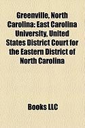 Greenville, North Carolina: East Carolina University