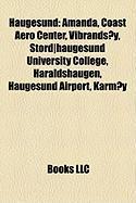 Haugesund: Amanda, Coast Aero Center, Vibrandsy, Stord]haugesund University College, Haraldshaugen, Haugesund Airport, Karmy
