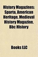 History Magazines: Sparta