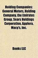 Holding Companies: General Motors