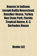 Houses in Indiana: Joseph Bailly Homestead