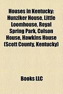 Houses in Kentucky: Hunziker House