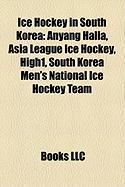 Ice Hockey in South Korea: Anyang Halla