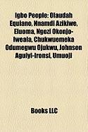 Igbo People: Olaudah Equiano
