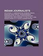 Indian Journalists: Gita Sahgal, K. Subrahmanyam, Shabnam Virmani, Ramdhari Singh 'Dinkar', Swadeshabhimani Ramakrishna Pillai