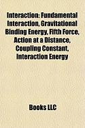 Interaction: Fundamental Interaction