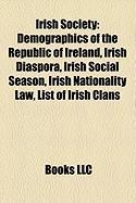 Irish Society: Irish Diaspora
