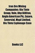 Iron Ore Mining Companies: Rio Tinto Group