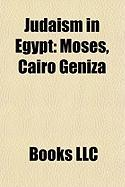 Judaism in Egypt: Moses