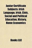 Junior Certificate Subjects: Irish Language